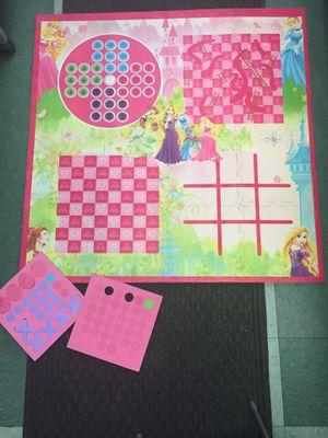 Princess Game Mats for Sale in Lenexa, KS