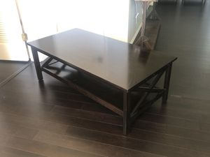 Coffee table with 2 end tables for Sale in Claremont, CA