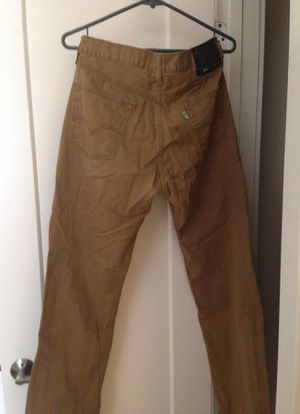 Levi's 514 Khaki pants for Sale in Chevy Chase, DC