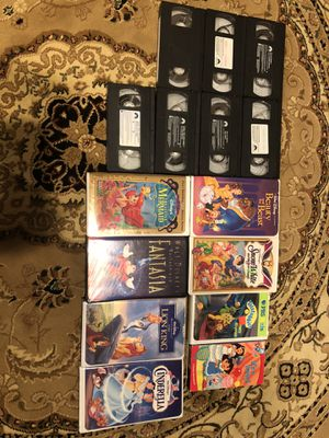 Free VCR tapes for Kids for Sale in Seattle, WA