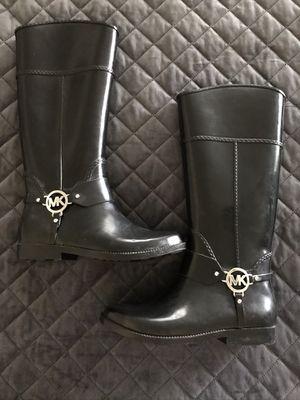 Michael Kors Rubber Rain Boots for Sale in Naples, FL