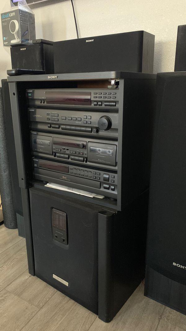 Sony SenR5520 Full Set