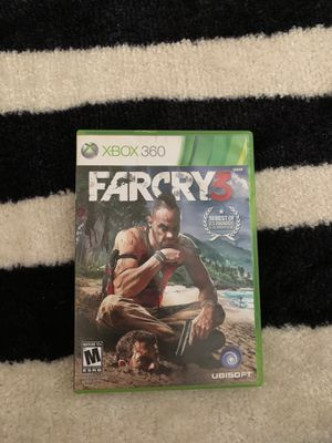 Farcry 3 Xbox 360 game for Sale in Fairfax Station, VA