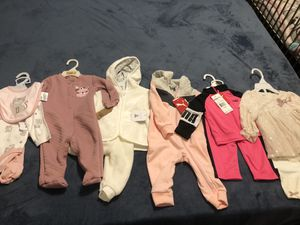 Baby girl clothes for Sale in Warren Park, IN