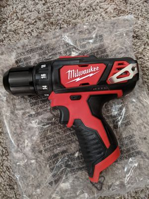 Milwaukee M12 3/8 Drill for Sale in Hartford, CT