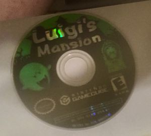 GameCube Luigi's mansion for Sale in Las Vegas, NV