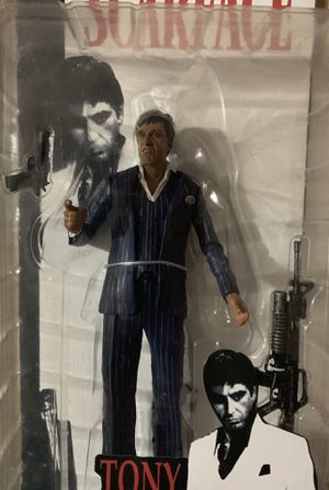 Scarface 7inch Action Figure for Sale in Dearborn, MI