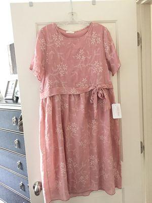 Cute rose/blush dress, brand new for Sale in Sandy, UT