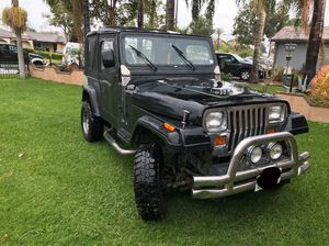 Jeep Wrangler yj 1995 for Sale in Fountain Valley, CA