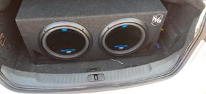 Planet audio 1800 watts...900 rms each sub for Sale in Phoenix, AZ