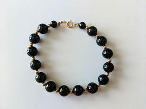 Littman Jewelers 14k black Pearl bracelet for Sale in Mifflinburg, PA