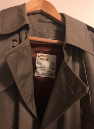 Men raincoat for Sale in Rockville, MD