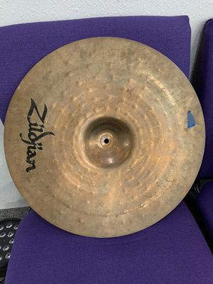 Zildjian Ride with Stand for Sale in Pineville, LA