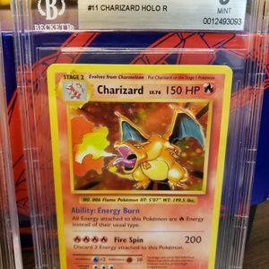 Charizard Xy Evolutions Grade 9 for Sale in Redmond, OR