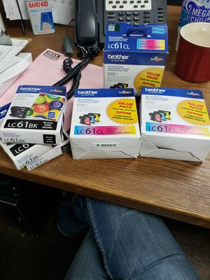 Brother ink cartridges for Sale in Fountain, CO