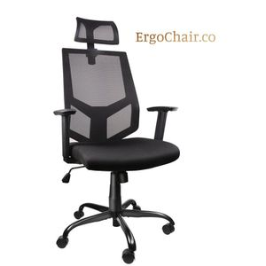 New! Ergonomic Office Computer Mesh Chair with Adjustable Headrest/Neck Support for Sale in Kent, WA