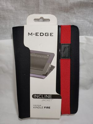 New M-EDGE Incline jacket for kindle fire AF-1-IN-1-MF-R for Sale in Zanesville, OH