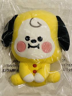 """BTS BT21 Baby Chimmy Sitting Plush Plushie Doll 7.9"""" for Sale in Silver Spring,  MD"""