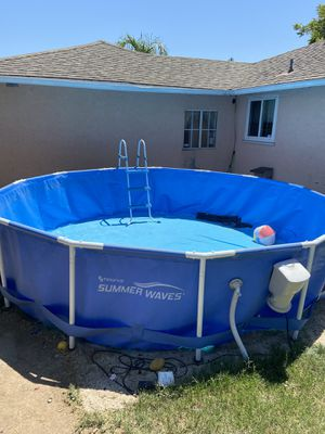 14 ft Pool for Sale in North Highlands, CA