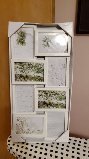 White picture frame for Sale in Parma Heights, OH