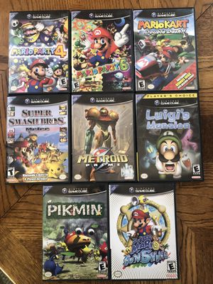 Nintendo GameCube Games for Sale in Lakewood, CO
