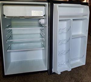 Dorm fridge, reclinging sofa and loveseat for Sale in Wichita, KS