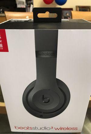 Beats studio 3 wireless new for Sale in Miami, FL