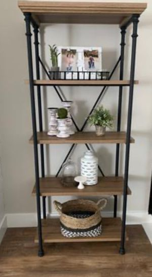 New!! 5 Shelf Unit ,Bookcase,Storage Unit,Organizer for Sale in Phoenix, AZ