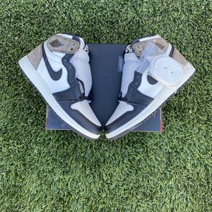 "Jordan 1 Retro High ""Mochas"" Size 4Y MENS/Size 5.5 WOMENS NO TRADES NO DELIVERY for Sale in Henderson, NV"