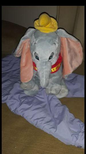 Disney plush Dumbo stuffed animal paid $36 for Sale in Virginia Beach, VA