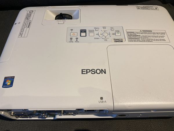EPSON H471A Projector