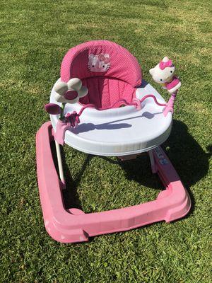 Hello Kitty Baby Walker for Sale in Baldwin Park, CA