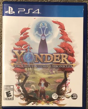 Yonder The Cloud Catcher Chronicles (PlayStation 4) PS4 for Sale in Seattle, WA