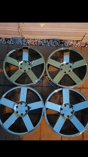 Ford F-150 22 Inch KMC Wheels for Sale in Tacoma, WA