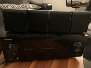 Pioneer Home Theater Receiver 5.1 - VSX-325 for Sale in Washington, DC