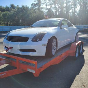 2004 G35 Coupe full part out for Sale in Seekonk, MA