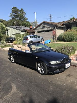2004 BMW 325i 325ic Convertible 104,000 Miles for Sale in Santa Monica, CA