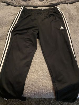 Adidas track pants size L. New condition! for Sale in Baltimore, OH
