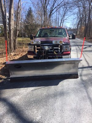 2006 Ford F-350 Plow Truck for Sale in Dracut, MA