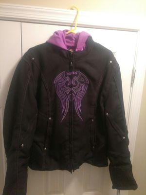 Vance textiles motorcycle Jacket for Sale in Graham, NC