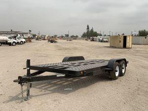 UNUSED 2017 CARSON SC172 CAR HAULER/EQUIPMENT TRAILER for Sale in Colton, CA