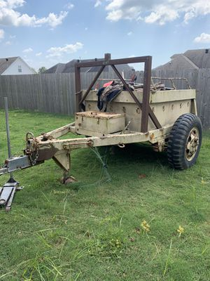 Need gone has dump feature for Sale in West Memphis, AR