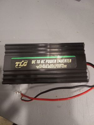 Dc to ac power inverter for Sale in Glendale, AZ