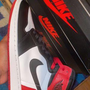 Jordan 1 Retro High Black Toes 2016 for Sale in Marietta, GA