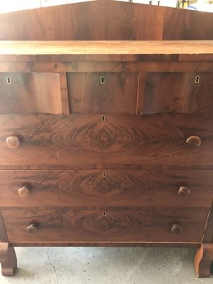 Antique dresser crotch mahogany for Sale in Fort Lauderdale, FL
