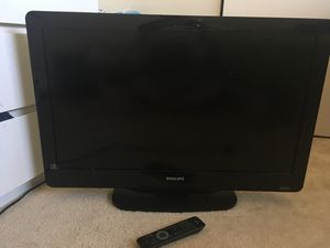 Philips 32inch television for Sale in Falls Church, VA