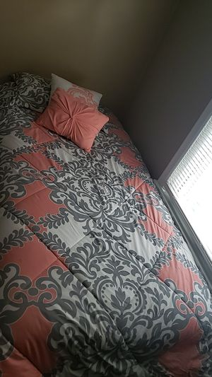 Single rollling bed, frame and mattress. for Sale in Lexington, KY