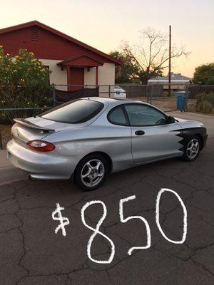 99 Hyundai Tiburon for Sale in Phoenix, AZ