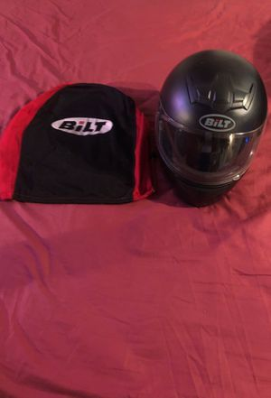Motorcycle Helmet with carrying bag for Sale in Lithonia, GA