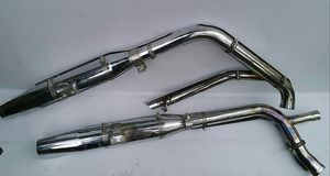 Harley Davidson motorcycle exhaust parts for Sale in Sheridan, CO